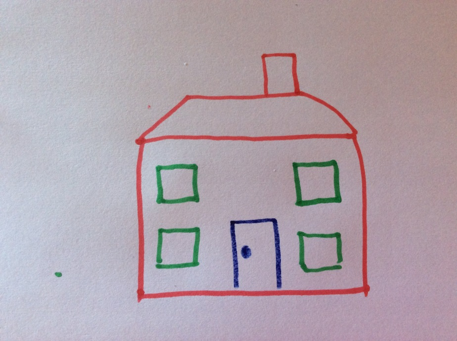 A lesson for Little Ones on 'The House' with Italian translation.