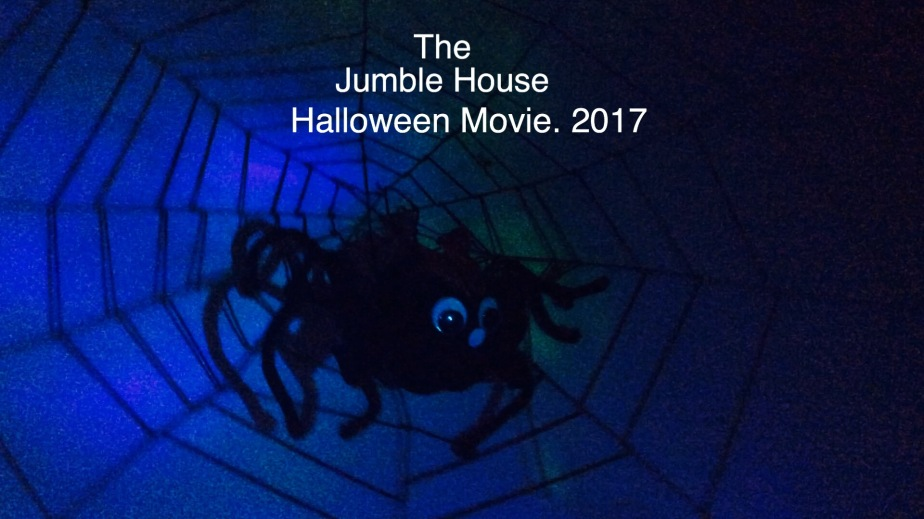 Jumble House Halloween Movie