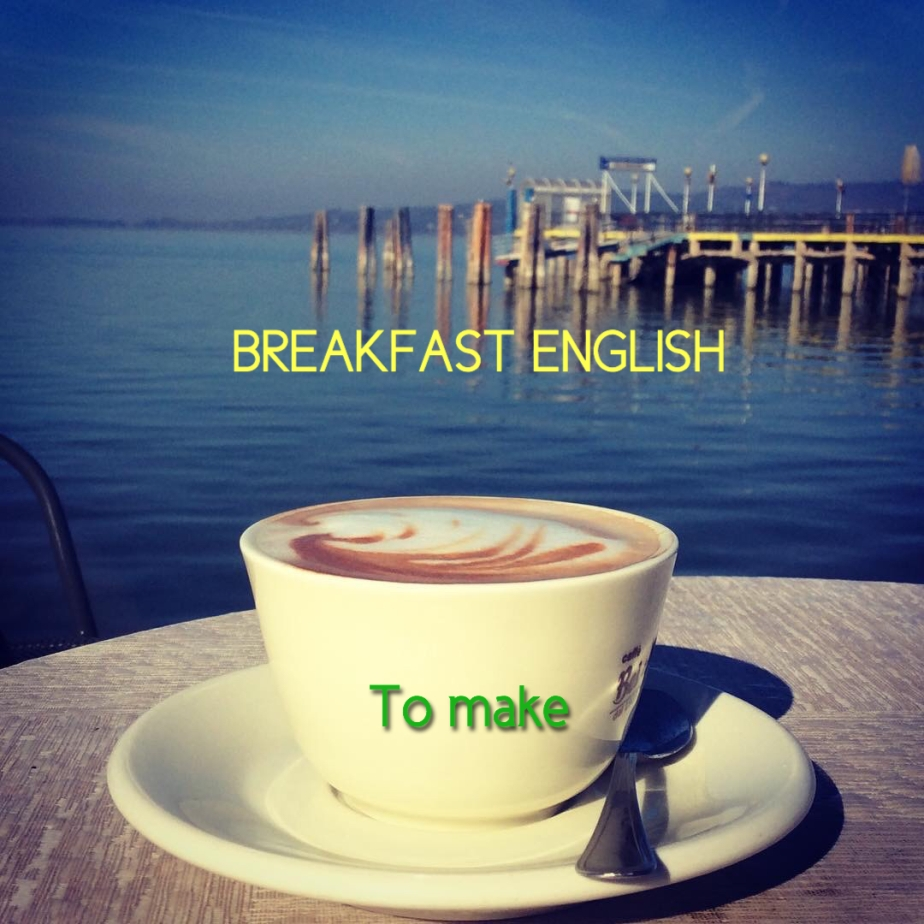 MAKE! English Idioms using 'MAKE'