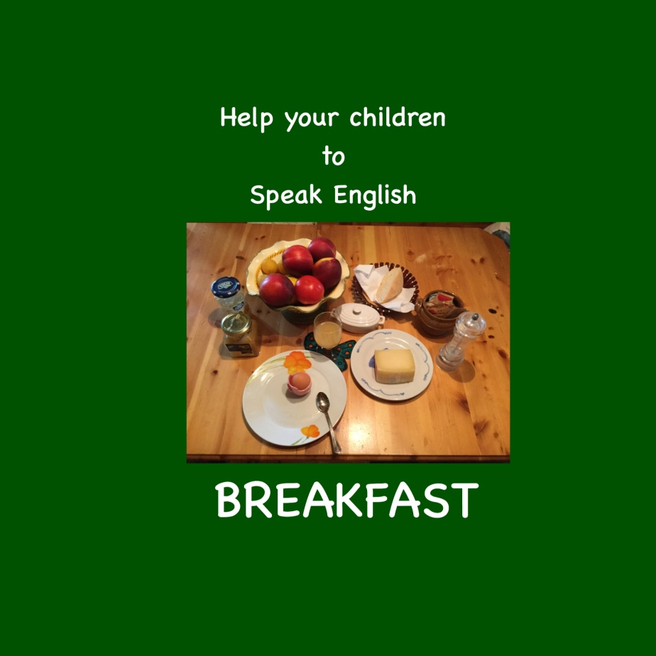 Practice English over Breakfast